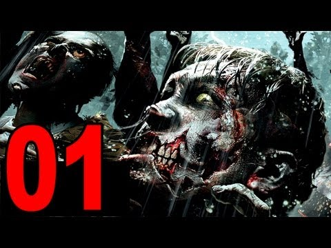 Dead Island Riptide - Part 1 - Sea of Fog (Let's Play / Playthrough / Walkthrough)