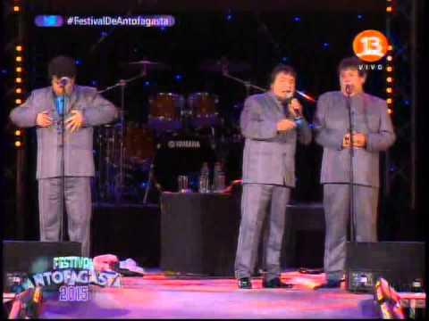 Los Atletas de la Risa en el Festival de Antofagasta 2015