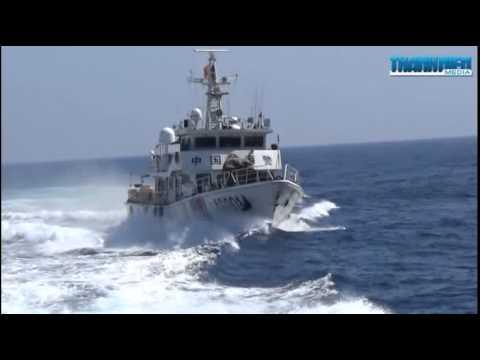 Nơi đầu sóng Hoàng Sa: Đương đầu với tàu chiến Trung Quốc