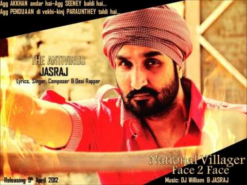 Honey Singh VS DJ William - National Villager Jassi Jasraj Official Full Punjabi Song HD 2012