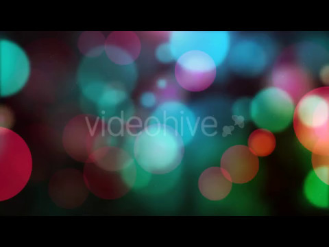 Hipster Bokeh Background 3 Motion Graphics