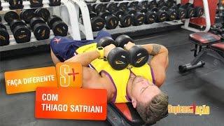 Thiago Satriani - Faça diferente