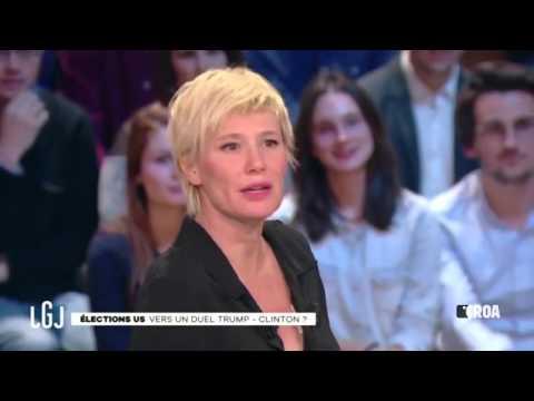 Panique à Canal Plus, Jean Claude Van Damme parle des rothschild et des Rockefeller