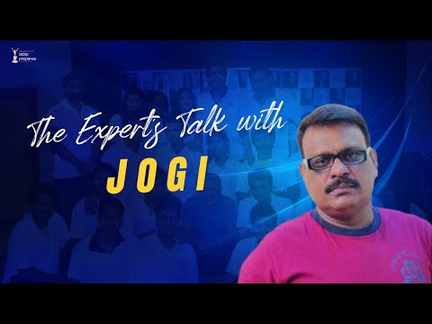 The Expert's Talk with Jogi - Part 1