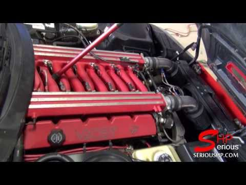 Viper RT/10 RSI 650 Package SHP Engine Tuning / SCT 540 Rwhp