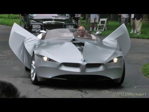 BMW GINA Концепт