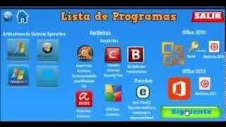 TEU Paquete De Programas Básicos 2014 Full Para Después