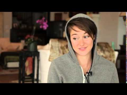 Natural Health Behind the Scenes at Shailene Woodley's Cover Shoot