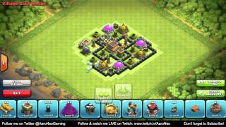 BEST Town Hall Level 8 (TH8) Defense: Clan War/Trophy Base