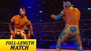 FULL-LENGTH MATCH SmackDown Sin Cara Vs. Sin Cara
