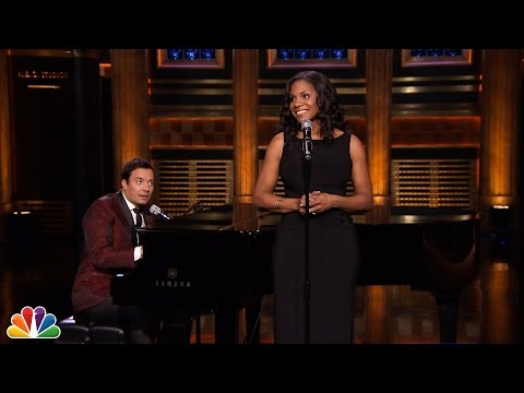 Audra McDonald Sings Yahoo! Answers: Impress a First Date