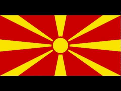 Denes nad Makedonija - Macedonia National Anthem Vocal