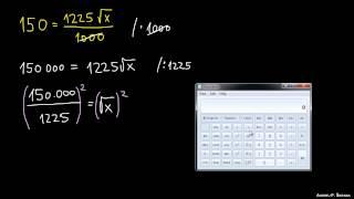 Reševanje enačb s korenom 4