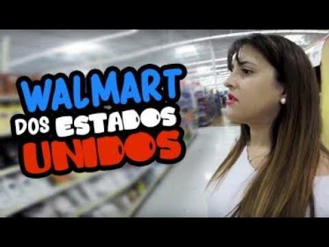 Tour pelo mercado WALMART