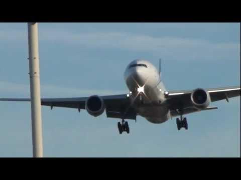 Air New Zealand 777-200ER Heathrow HD