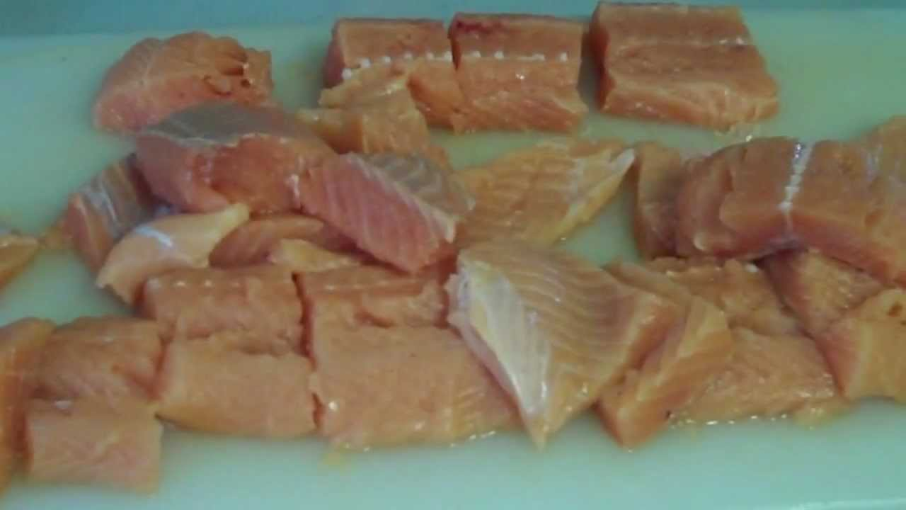 Home made fish fry batter mix trout youtube for How to make fish fry batter