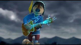 Pes Rocku - celý animák
