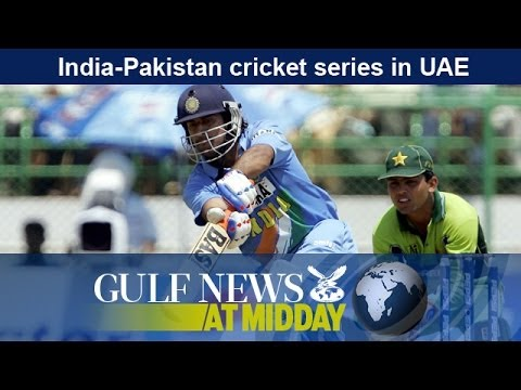 India-Pakistan cricket series in UAE - GN Midday
