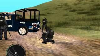 Policia Federal Vs Narcos Gta Sa