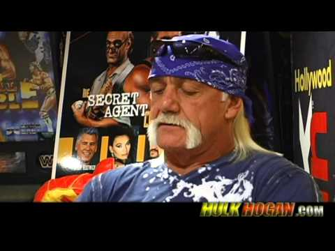 Hulk Hogan talks about the Undertaker