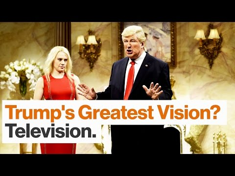 Donald Trump: The World's First TV President | Adam Mansbach