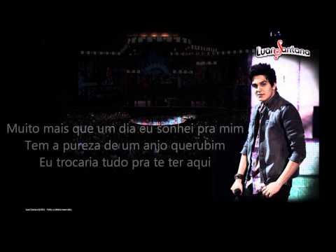 Luan Santana - Tudo que você quiser (Letra)