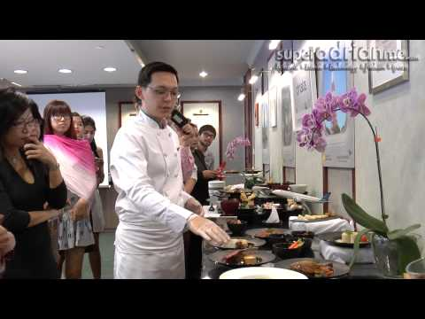 Garuda Indonesia First Class Meal Tasting at dnata Singapore