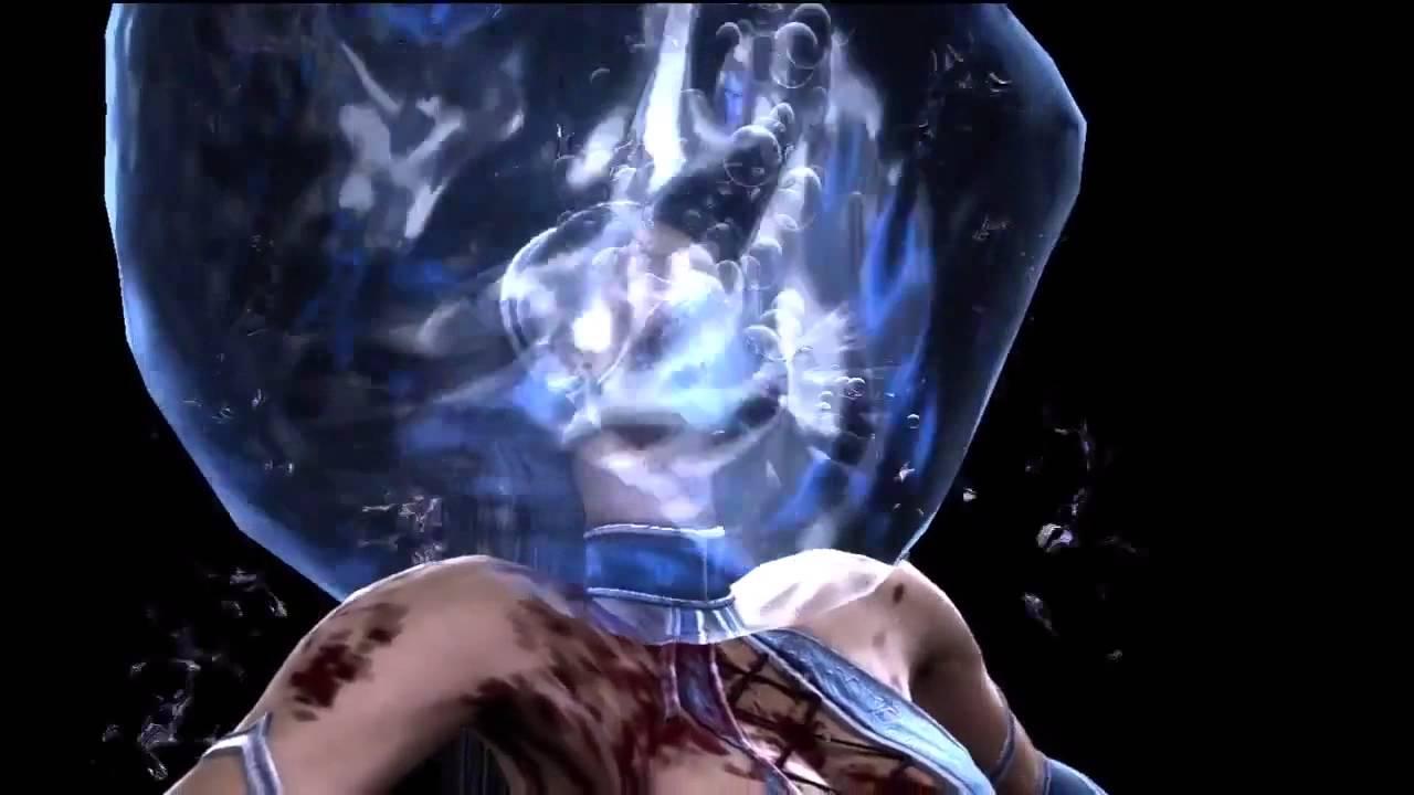 "Mortal Kombat - Rain Fatality ""Sede Gigante"" - YouTube"