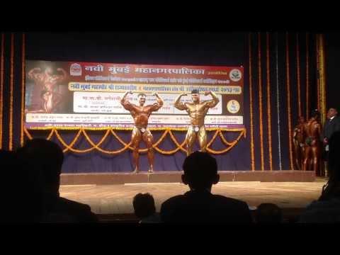 Vashi Mahapor Shree 2014