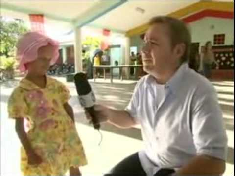 Programa do GUGU - Jocélia a menina de 70 anos