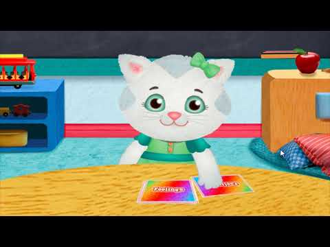 Daniel Tiger Best Game For Kids - Guess the Feeling