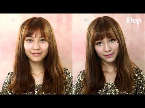 Makeup dễ thương theo phong cách Hàn Quốc - Le Media JSC [Official]