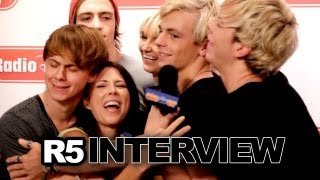 """R5 Talk """"Pass Me By"""" Inspiration, Twerking Behind One"""