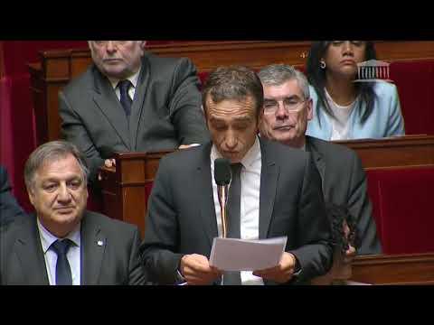 M. Arnaud Viala - Zones agricoles défavorisées