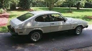 1976 Mercury CAPRI (before turbocharger)