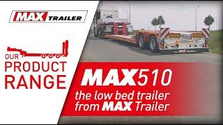 MAX 500 / 510