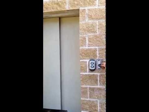 TBA4000RF  e testina di lettura remota controllo accessi ascensore