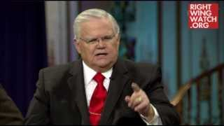 Hagee: Jews Make Deal With Antichrist During End Times