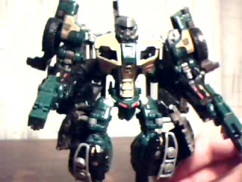 Transformers Brawn Review