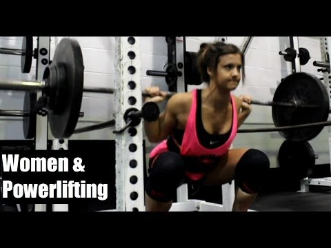 WOMEN AND STRENGTH TRAINING: Light Weight Doesn't
