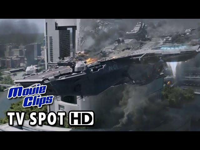 Captain America: The Winter Soldier Extended TV SPOT - In Heroes We Trust (2014) HD