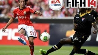 FIFA 14 Best Young Players In Career Mode Lazar Markovic