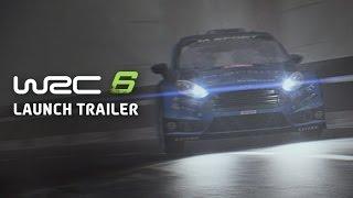 WRC 6 - Megjelenés Trailer