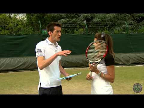 Annabel Croft's analysis: Simona Halep