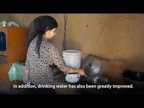 Conserving Water in China's Driest Place