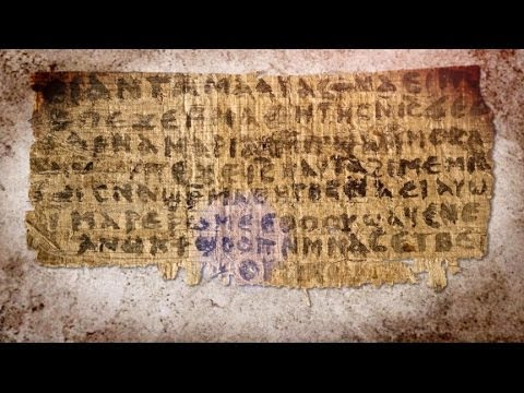 Ancient Artifact Hints Jesus May Have Had a Wife