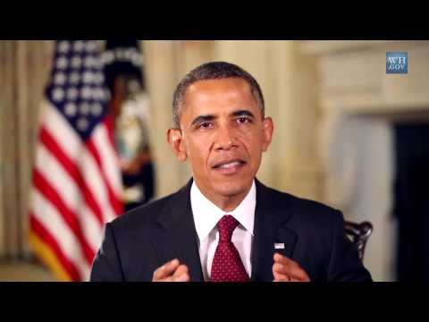 President Obama's Video Message to the AGOA Forum