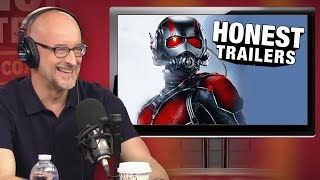 HONEST REACTIONS: Ant-Man and the Wasp Director Reacts to Honest Trailers