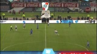 River 5 Godoy Cruz 0 (Relato Mariano Closs Torneo Inicial