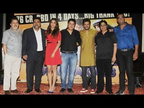 Humshakals Success Party | Esha Gupta, Reteish Deshmukh & Ram Kapoor